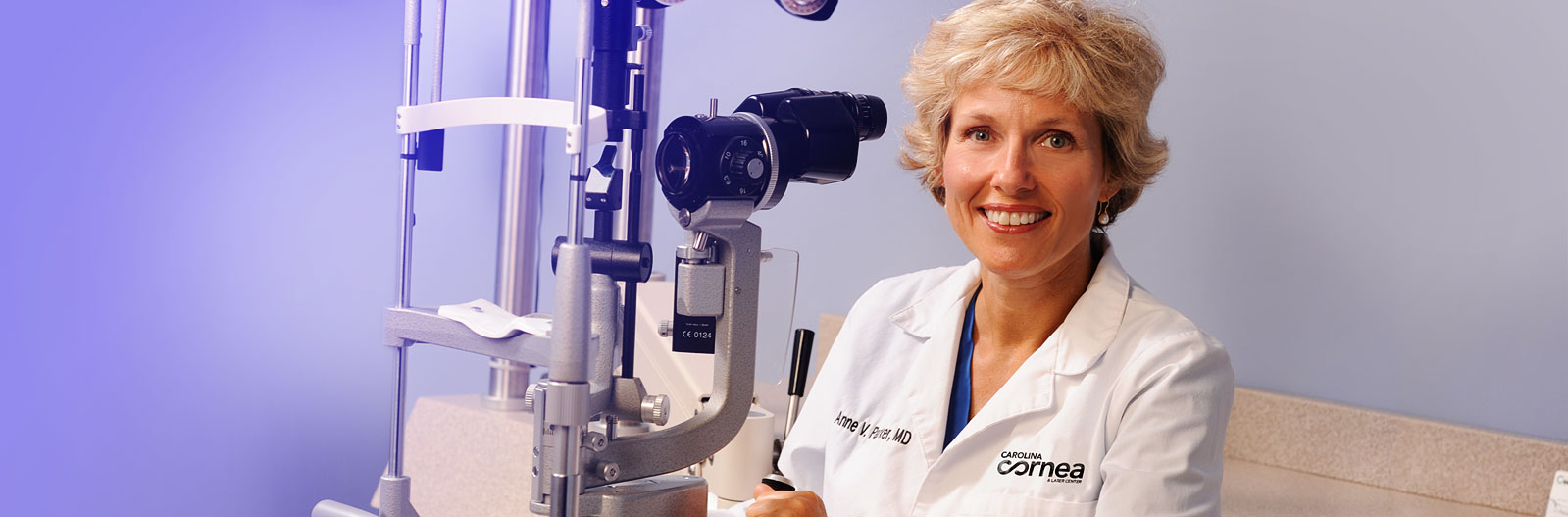 Carolina Cornea Doctor Anne Parker MD